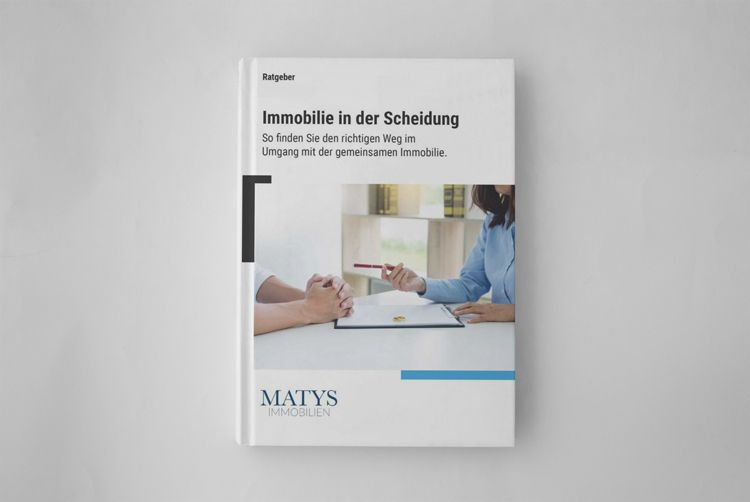 Ratgeber Cover Immobilien in der Scheidung