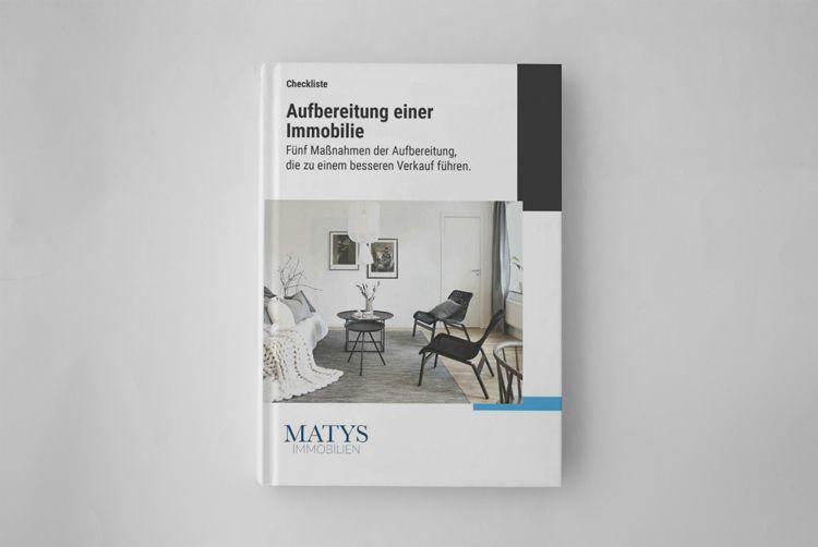 Ratgeber Cover Aufbereitung einer Immobilie