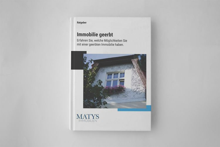 Ratgeber Cover Immobilien geerbt