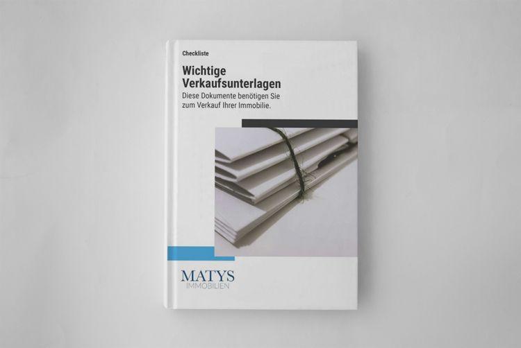 Ratgeber Cover wichtige Verkaufsunterlagen